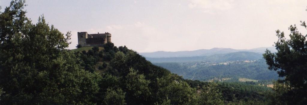 Château d'Aujac 1