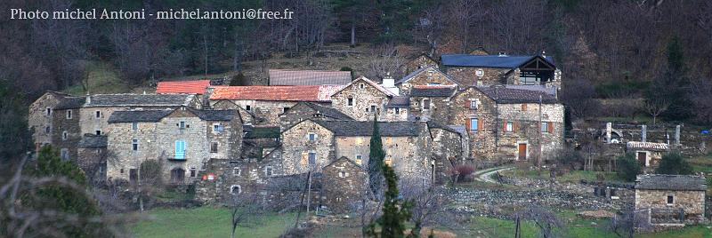 Hameau du Brouzet