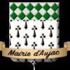 Blason d'Aujac