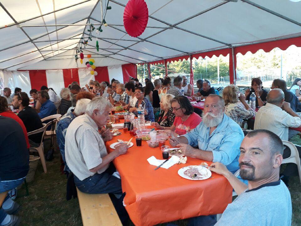 Article de daniel f rin pour le midi libre du 21 juin for Repas pour des amis